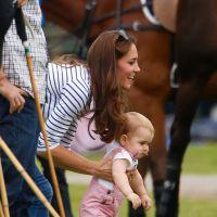 Kate Middleton : premiers pas de Prince George trop chou pour la fête des pères