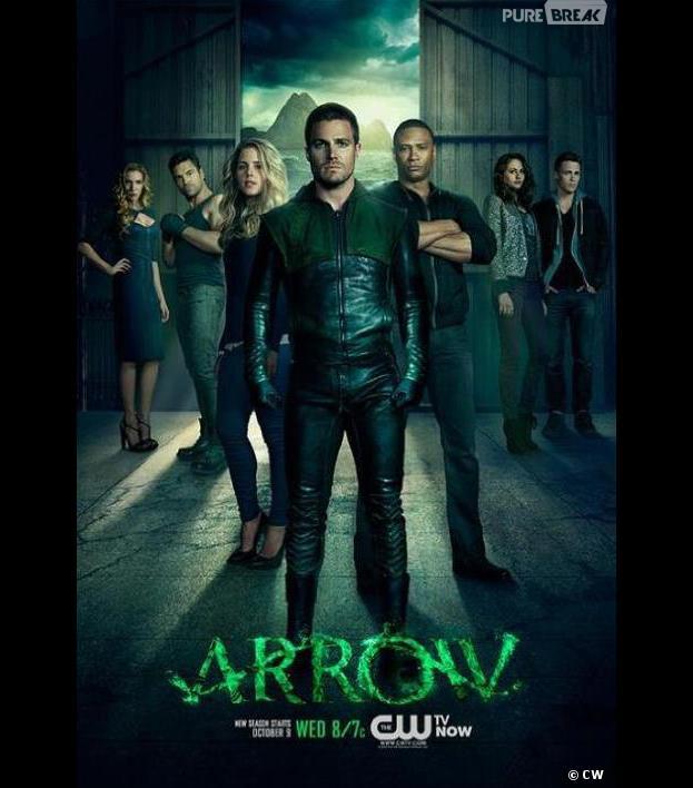 Arrow saison 3 : un nouveau super-héros au casting ?