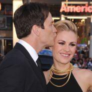 True Blood saison 7 : Anna Paquin et Stephen Moyer amoureux sur le tapis rouge