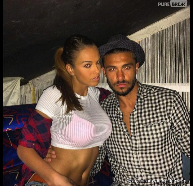 Vanessa Lawrens et Julien Guirado (Les Anges 6) : accro aux selfies en couple sur Instagram