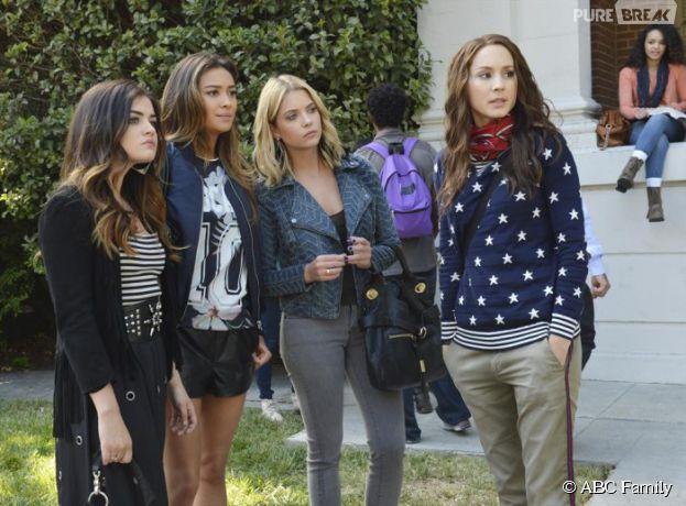 Pretty Little Liars saison 5 : l'épisode 100 en images