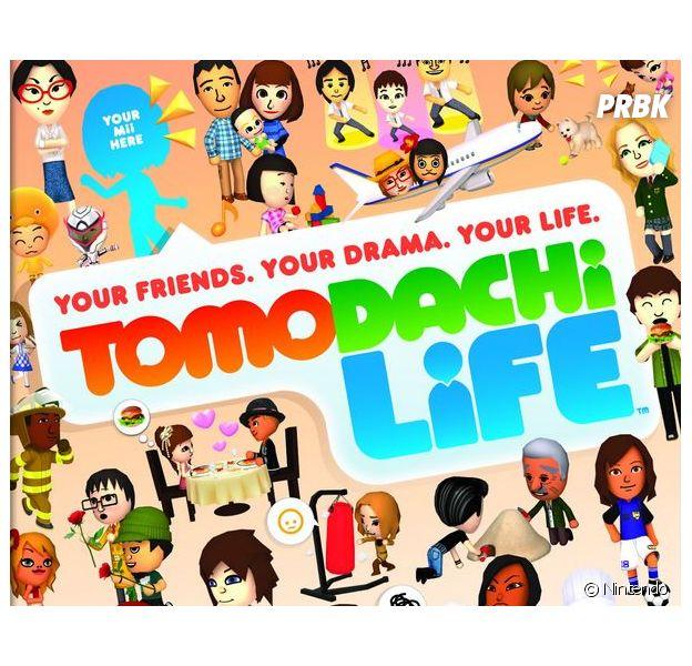 Tomodachi Life est disponible sur 3DS depuis le 6 juin 2014