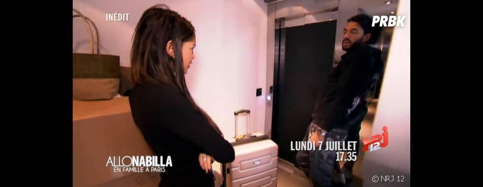 Allo Nabilla : Nabilla Benattia se clashe avec Thomas Vergara