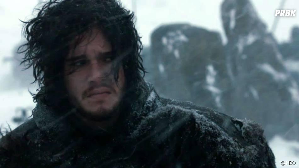 Game of Thrones saison 5 : Jon Snow future victime de George R.R. Martin ?