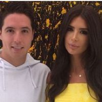 Samir Nasri et Anara Atanes VIP sexy aux Bet Awards 2014
