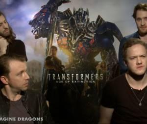 Interview d'Imagine Dragons