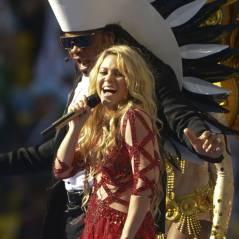 Shakira : show sexy pour la cérémonie de clôture de la Coupe du Monde 2014