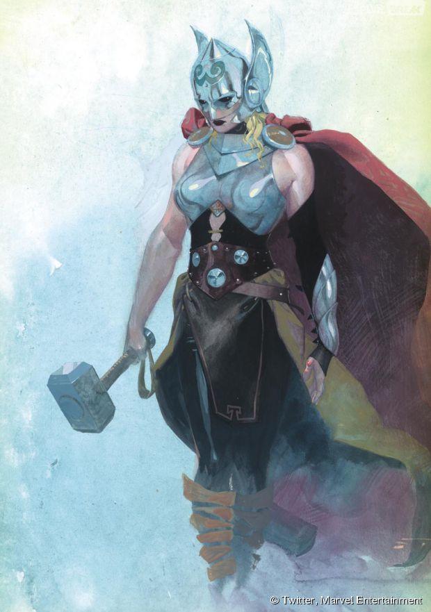 Thor : Marvel annonce que le héros devient une héroïne