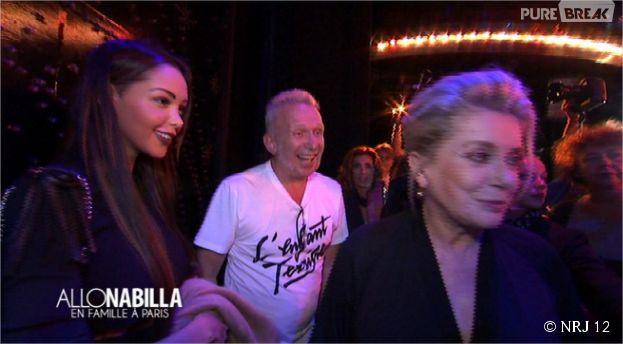 Allô Nabilla en famille à Paris, épisode 10 : Nabilla Benattia se fait snober par Catherine Deneuve