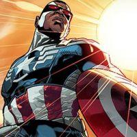 Captain America : le super-héros va devenir noir
