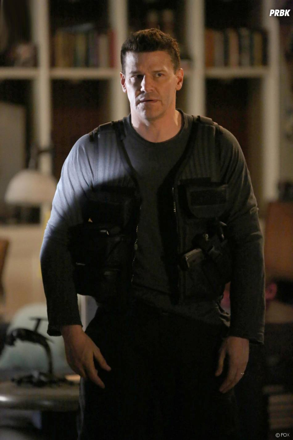 Bones saison 9 : David Boreanaz a réalisé l'épisode 24