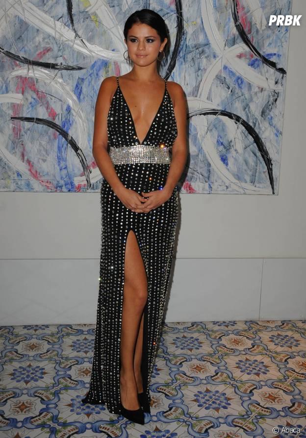 Selena Gomez au Festival d'Ischia le 19 juillet 2014 en Italie