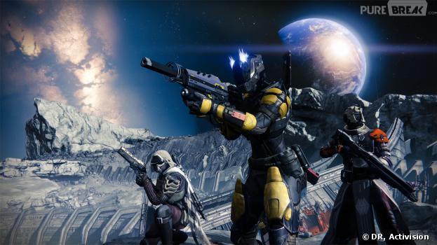 Destiny sur Xbox One et PS4 : sa date de sortie est fixée au 9 septembre 2014