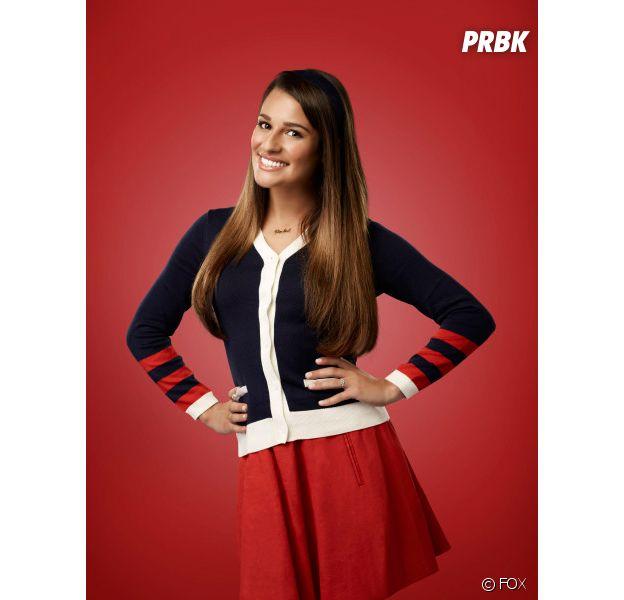 Glee : bientôt un nouveau pour la série avec Lea Michele ?