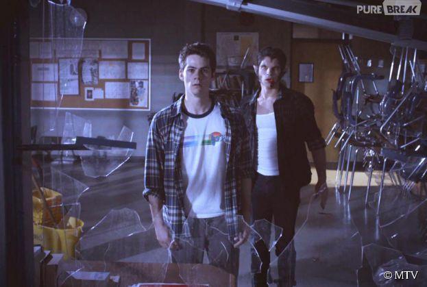 Teen Wolf : une saison 5 annoncée au Comic Con 2014