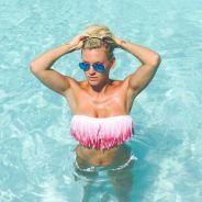 Amélie Neten : bikini et soleil pour son anniversaire à Las Vegas