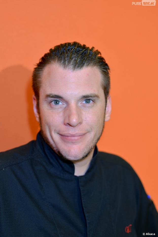 Norbert tarayre futur jur de top chef le cuistot ne dit for Devenir cuisinier