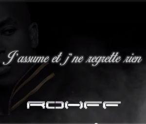 """Rohff - J'assume : la lyrics vidéo officielle du titre extrait de l'album """"PDRG"""""""