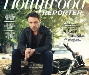 True Detective : Nic PIzzolato en Une de The Hollywood Reporter