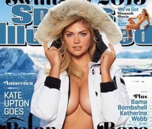 Kate Upton : sexy en couverture de Sports Ilustrated