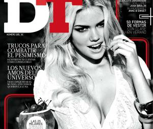 Kate Upton hot en couverture de DT