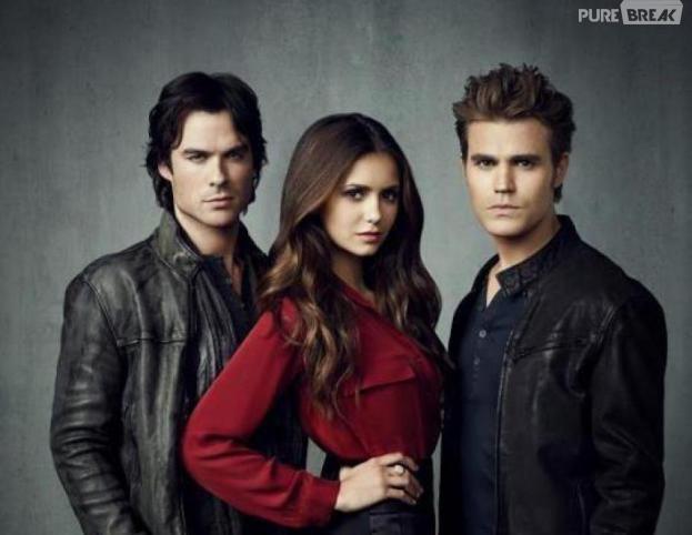 Vampire Diaries saison 7 : un trio bientôt duo ?
