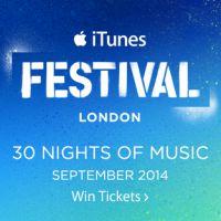 Pharrell Williams, David Guetta... l'Itunes Festival dévoile sa programmation