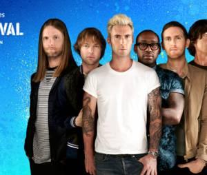 Itunes Festival : Maroon 5 au programme
