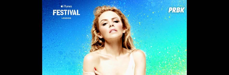 Itunes Festival : Kylie au programme