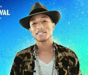 Itunes Festival : Pharrell Williams au programme
