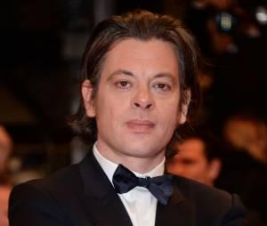 Benjamin Biolay au Festival de Cannes, le 21 mai 2014