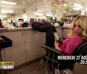The Big Bang Theory saison 6 : Kaley Cuoco dans les coulisses