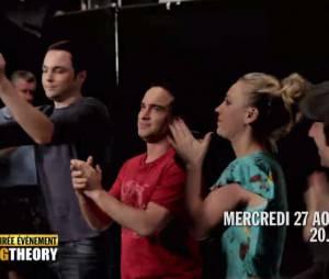 The Big Bang Theory saison 6 : Les acteurs dans les coulisses
