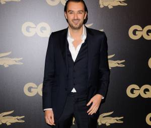 Cyril Lignac au GQ Men of the Year, le 18 janvier 2012