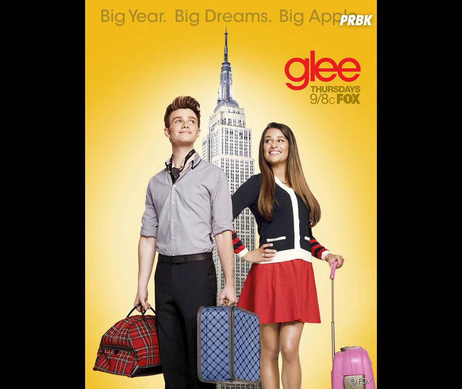 Glee saison 6 : Rachel nouvelle coach