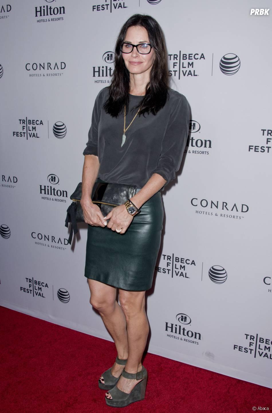 Courteney Cox : 8ème ex-aequo au top 10 des actrices de séries les mieux payées en 2014