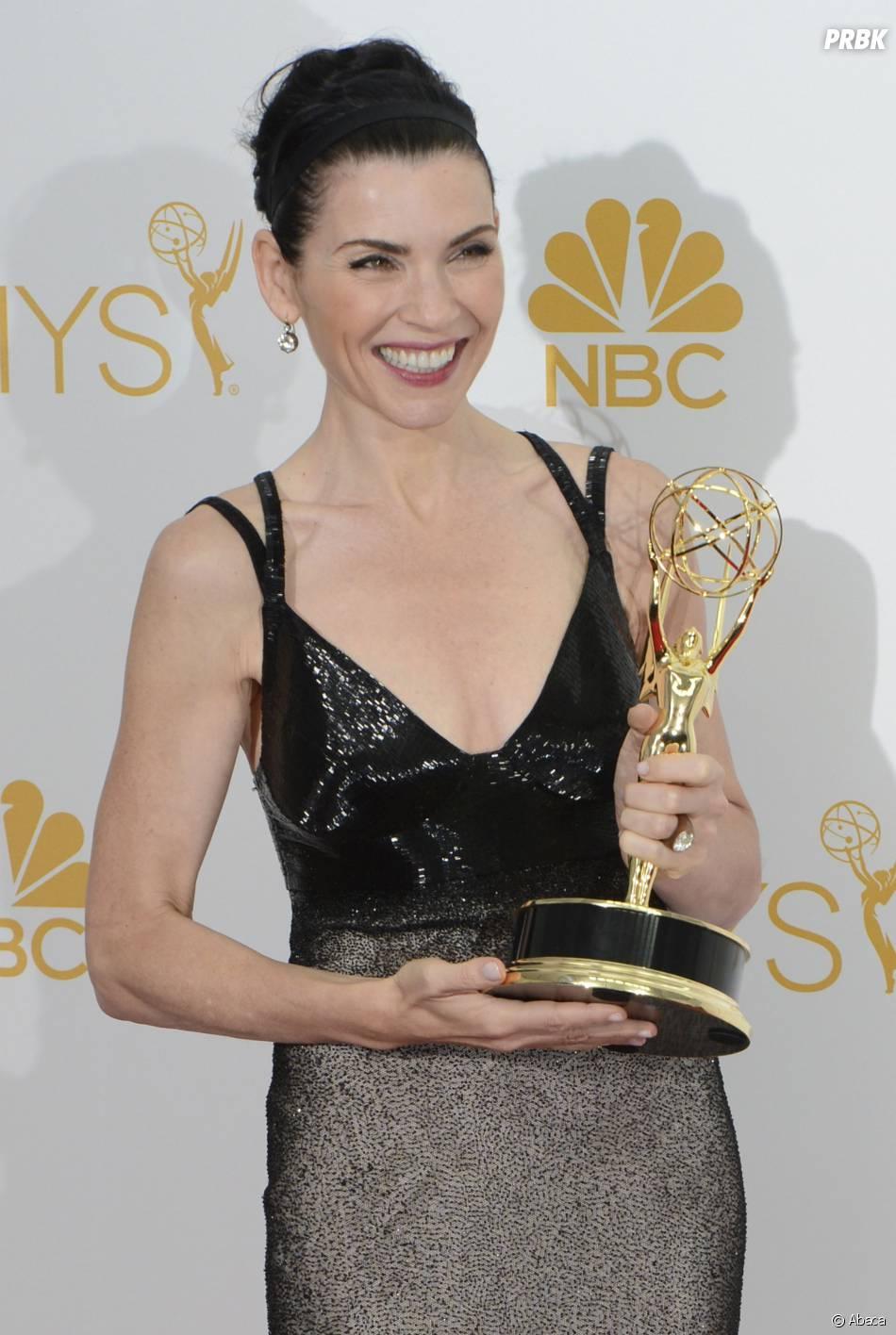 Julianna Margulies : 4ème ex-aequo au top 10 des actrices de séries les mieux payées en 2014