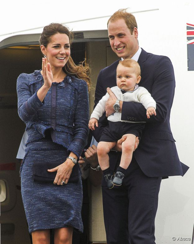 Kate Middleton enceinte : deuxième bébé après George