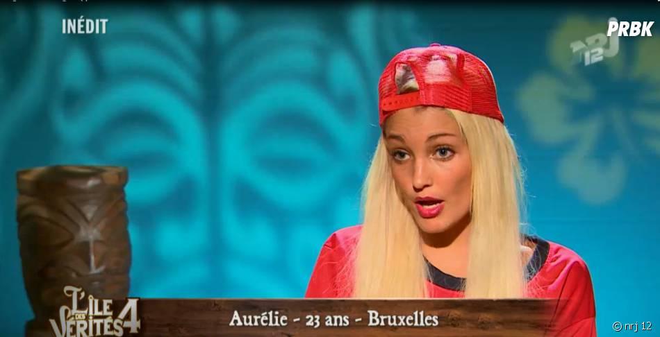 L'île des vérités 4 : Aurélie Dotremont craque t-elle pour Stan ?