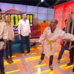David Carreira : recordman de... cassage de planchettes, devant Keen'V