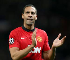 Rio Ferdinand parle d'une drôle de guerre des frites à Manchester United