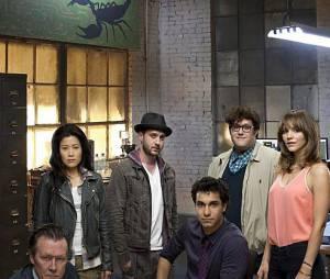Scorpion : photo du casting