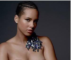 Alicia Keys nue et enceinte pour le mouvement We Are Here