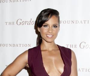 Alicia Keys : une future maman sexy et engagée