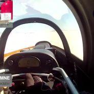 Hallucinant : il sort indemne d'un violent accident à 600 km/h dans le désert