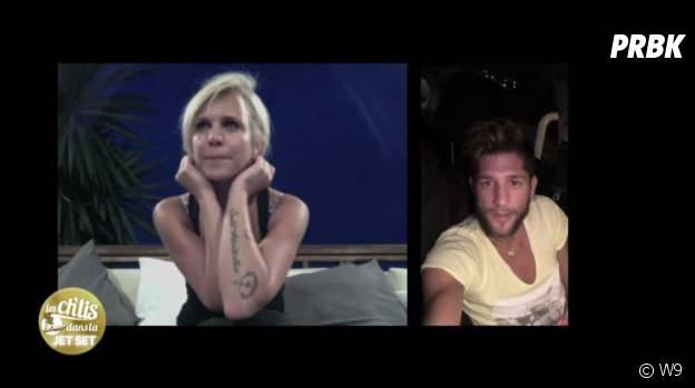 Les Ch'tis dans la Jet Set : Adixia et Paga accros à Skype