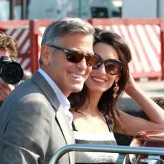 """George Clooney : mariage VIP à Venise, il a dit """"oui"""" à Amal Alamuddin"""