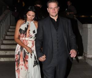 George Clooney et Amal Alamuddin : Matt Damon invité à leur mariage