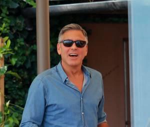 George Clooney : un jeune marié heureux