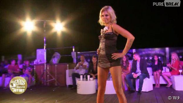 Les Ch'tis dans la Jet Set : Adixia sexy et hot en nuisette